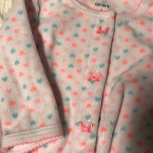 Carter's Pajamas - NWOT Carters sleepers